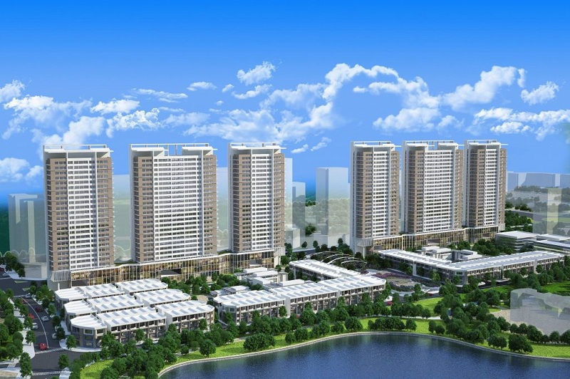 imperia riverview- khai-son-city