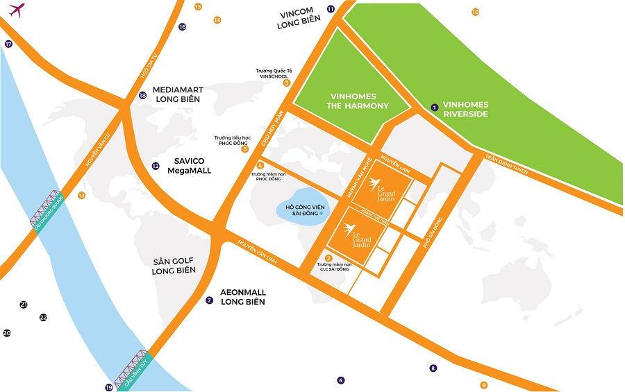 vi-tri-du-an-le-grand-jardin-brg-sai-dong-kinglandhanoi