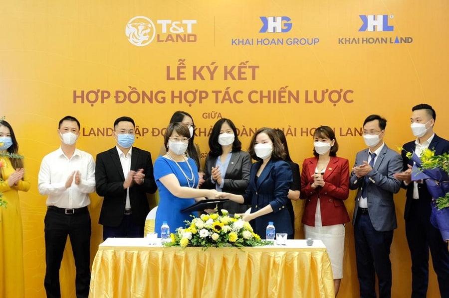 ky-ket-hop-tac-t&t-group-va-khai-hoan-land
